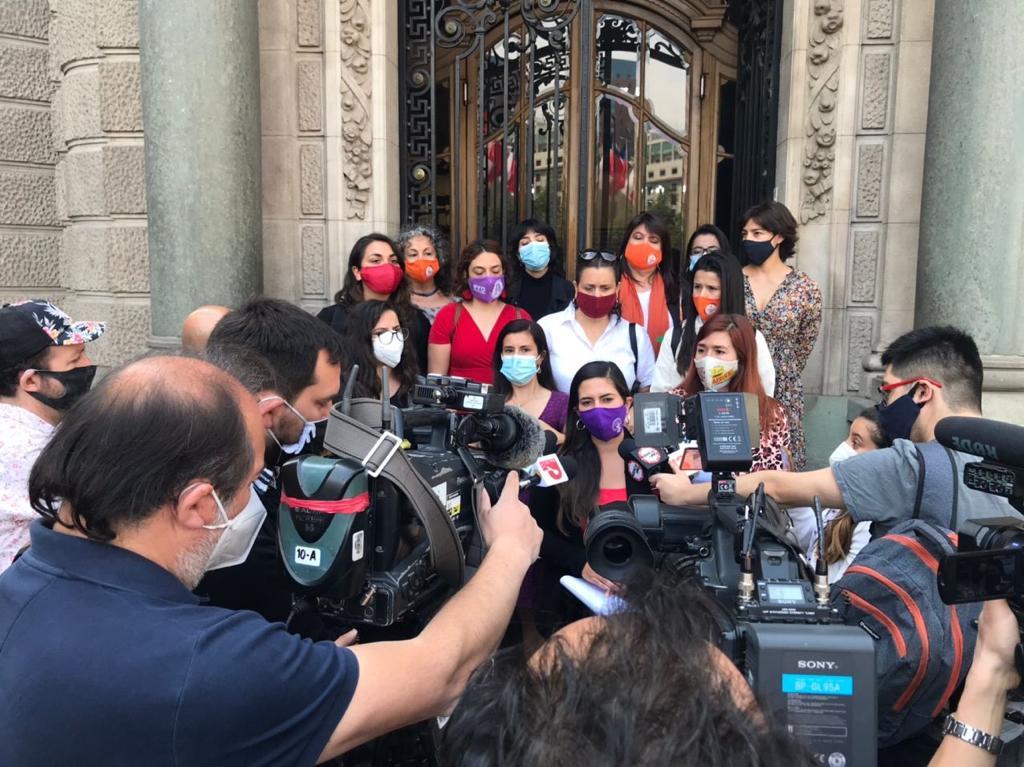 Dirigentas de oposición convocan a banderazo para este 18 de octubre y exigen que se respete el derecho a manifestarse