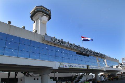 Paraguay anuncia que reabrirá el Aeropuerto Silvio Pettirossi para el 21 de octubre