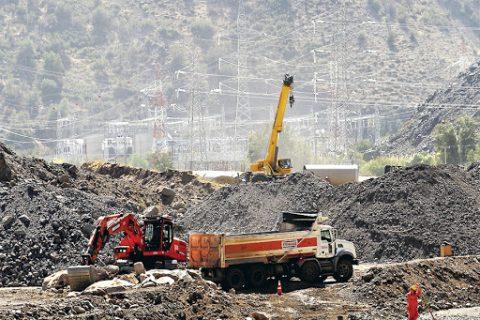 Hito jurídico: Tribunal Ambiental realizará visita inspectiva a las obras del proyecto Alto Maipo