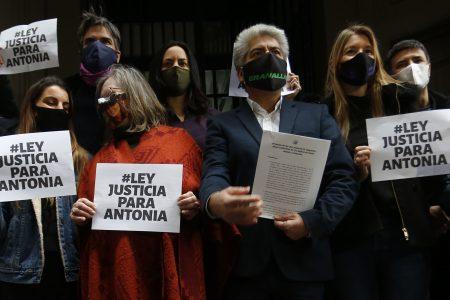 A un año de su muerte: Piden urgencia a proyecto de ley Justicia Para Antonia