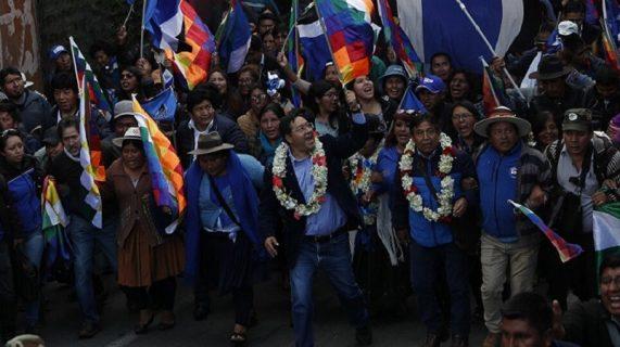 A tres días de las elecciones generales en Bolivia la derecha no logra la unidad
