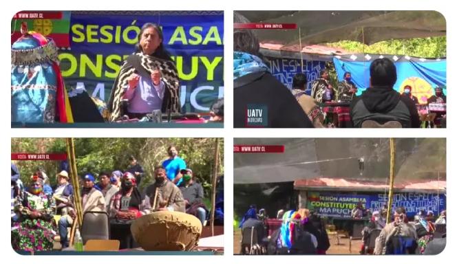 Pueblo Mapuche fija posición sobre el plebiscito, los escaños reservados y el proceso constituyente