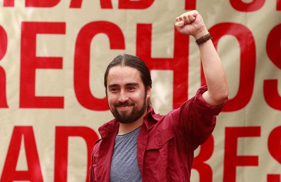 Camilo Sánchez, presidente de las JJ.CC.: «El pueblo espera que el debate de la nueva Constitución lo protagonicen liderazgos del Chile que se levantó»