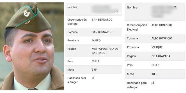 Carabinero infiltrado en Lo Hermida: Joven de Alto Hospicio denunció suplantación de su identidad