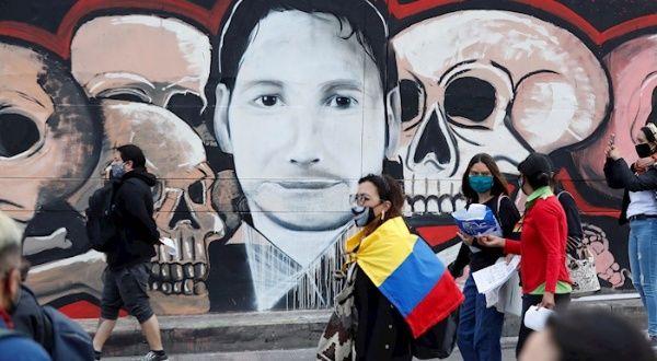 Colombia: destituyen e inhabilitan a los dos policías responsables del homicidio de Javier Ordóñez