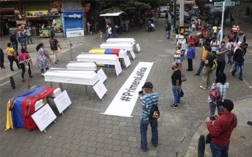 260 asesinatos en sesenta masacres: Instituto para la paz contabiliza muertes en Colombia durante el 2020