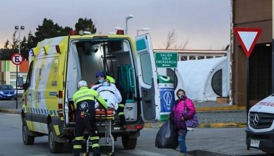 Reportan 1.708 nuevos casos y 60 fallecidos por COVID-19 en Chile