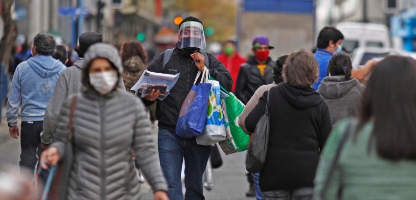 """ICOVID Chile advierte sobre """"aumento significativo"""" de contagios a nivel nacional y   compleja situación en La Araucanía"""