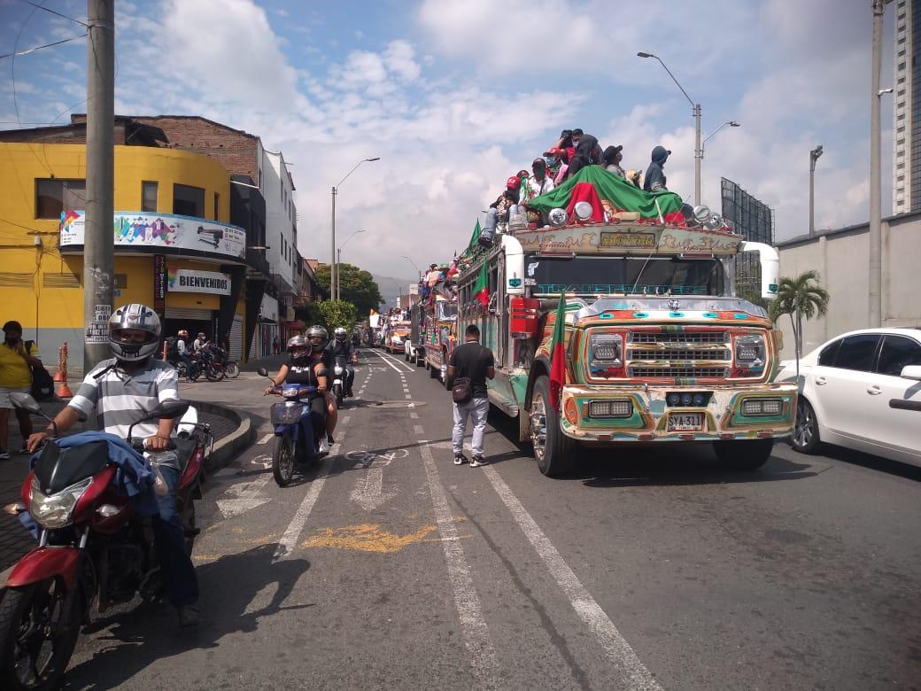 Colombia: Defensoría aboga por reunión entre Duque y representantes de la minga indígena