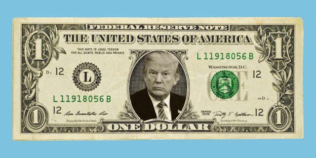 New York Times revela que Trump recibió un millonario  y sospechoso pago de un hotel durante su campaña de 2016
