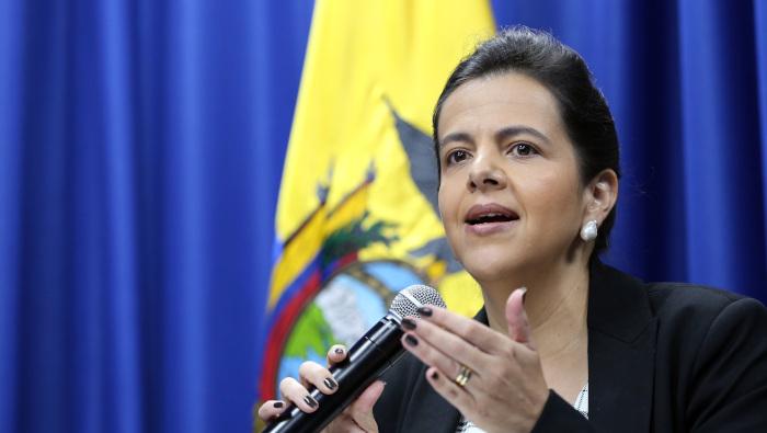 """""""La policía responderá según como es su trabajo"""": Gobierno de Ecuador lanza amenaza antes de movilización"""