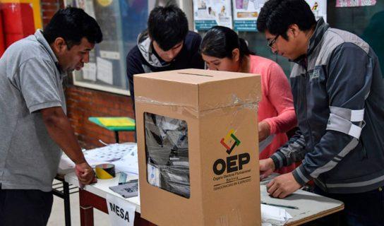 Bolivia elige este domingo entre el retorno pleno del neoliberalismo o la transformación política e inclusión social