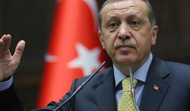 El presidente turco indignado por caricatura de la revista Charlie Hebdo