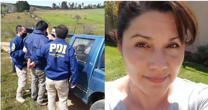 Acusado de femicidio en Ñuble queda en prisión preventiva