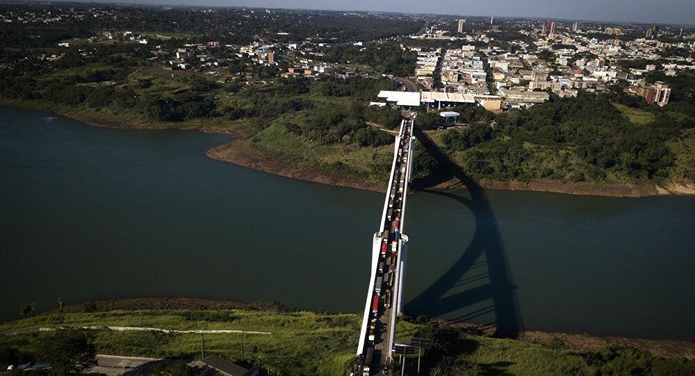 Presidentes de Brasil y Paraguay pactan abrir fronteras antes del 15 de octubre