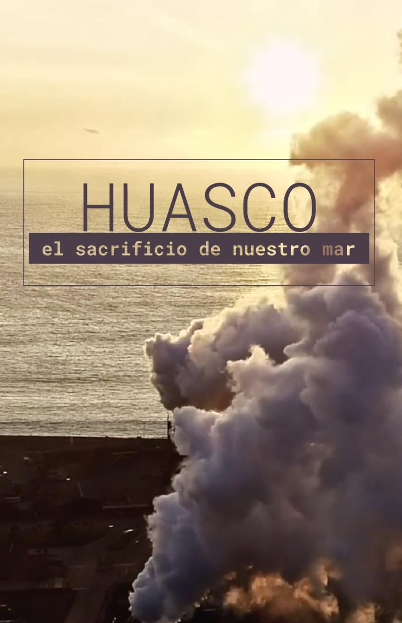 """Oceana estrena nuevo cortometraje documental: """"Huasco, el sacrificio de nuestro mar"""""""