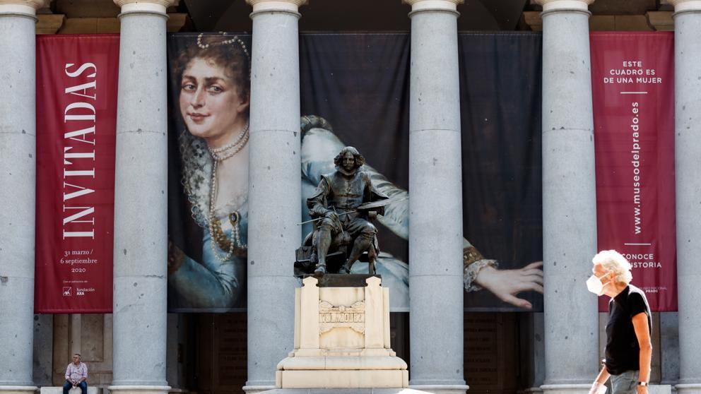 Museo del Prado retiró obra de exposición de mujeres: Había sido pintada por un hombre