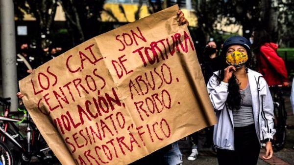 Colombia: expatrullero confirma que Javier Ordóñez fue golpeado en la unidad de comando