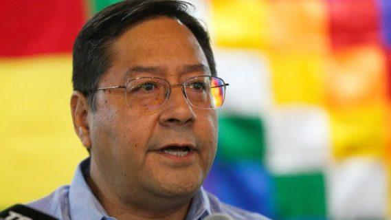 Luis Arce presentó plan económico durante  debate presidencial en Bolivia