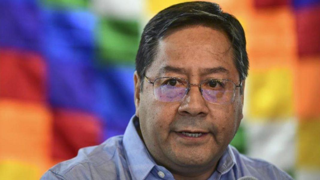 Vocero del MAS denuncia un atentado con dinamita contra la casa de campaña donde estaba Luis Arce