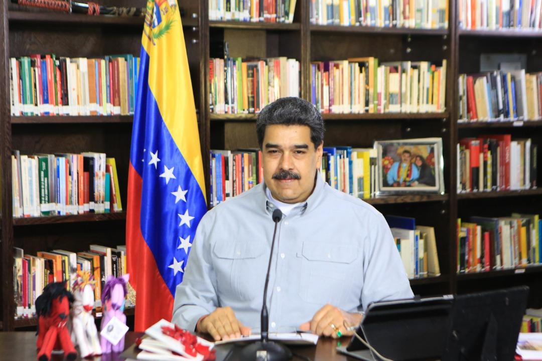 Maduro anuncia que comenzaron las pruebas de la vacuna rusa Sputnik V en Venezuela