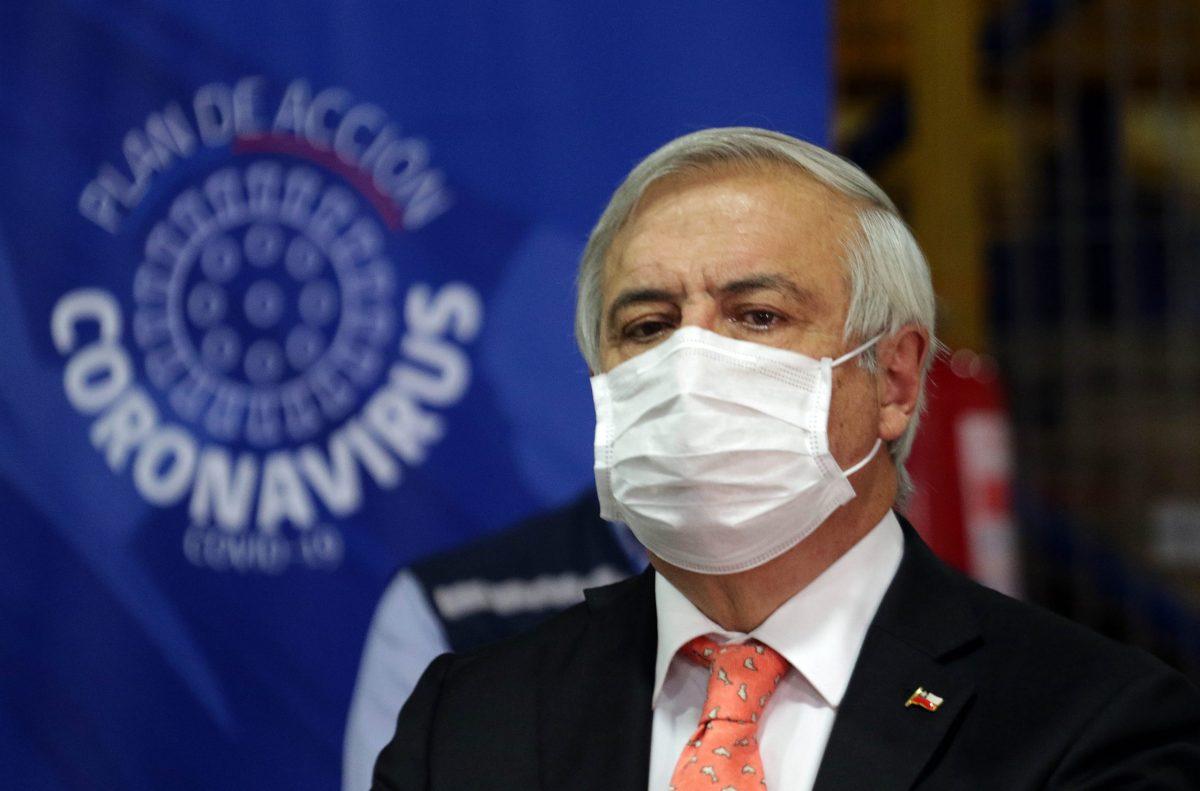 """Jaime Mañalich dice que Piñera se equivocó «nunca habrá inmunidad de rebaño"""""""