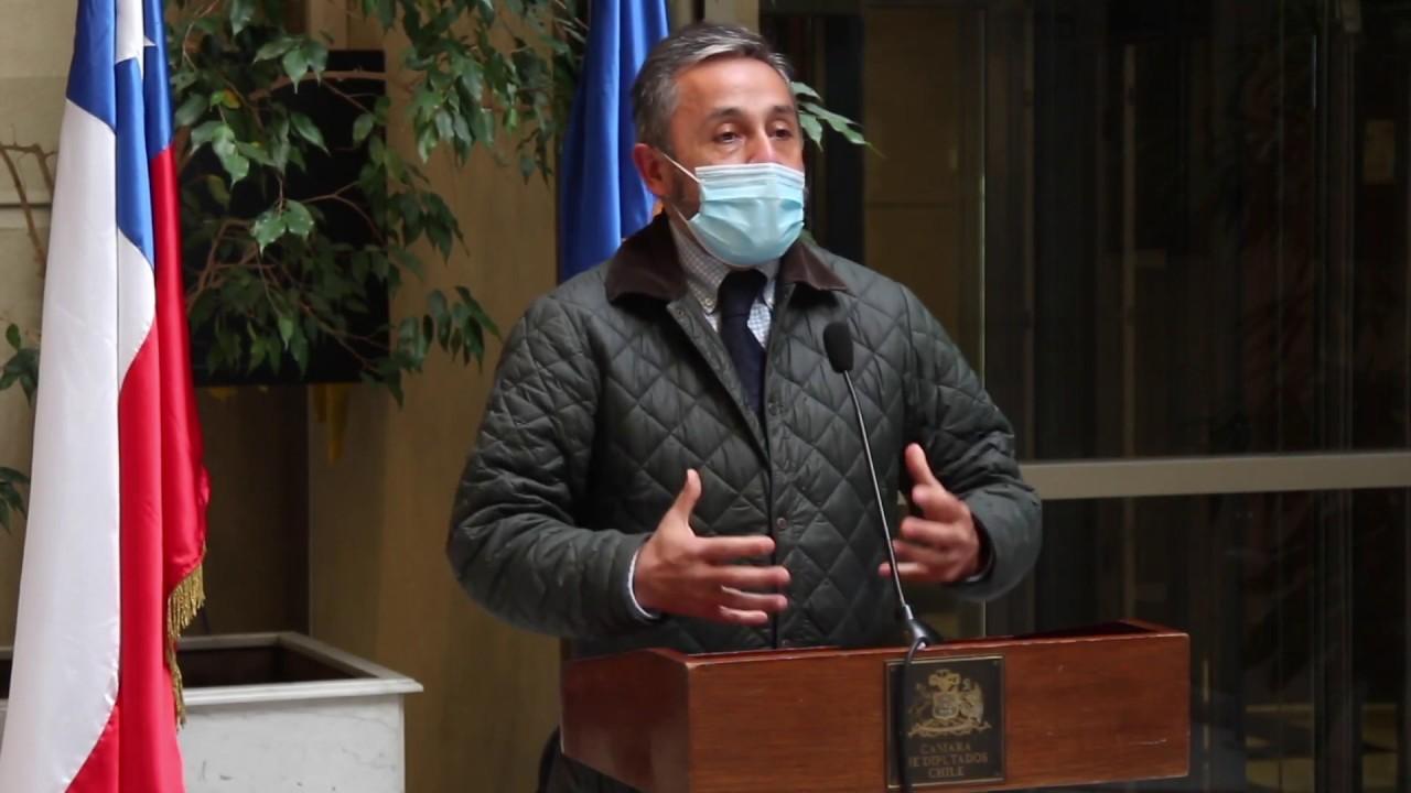 Diputado Ricardo Durán