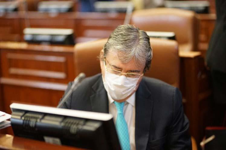 Obligado por la justicia: ministro de Defensa de Colombia pide perdón por excesos de la fuerza pública