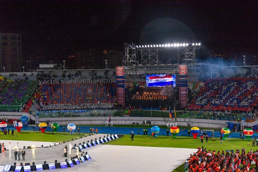 Los XII Juegos Suramericanos Asunción 2022 tienen nueva fecha