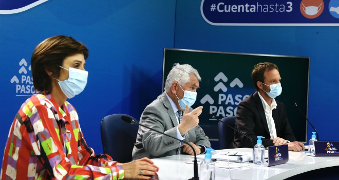 Minsal reporta 3.238 nuevos contagios y 20 fallecidos en las últimas 24 horas