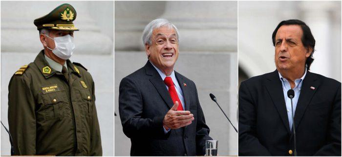 CCHDH interpuso querella criminal contra Piñera,  Pérez y Rozas