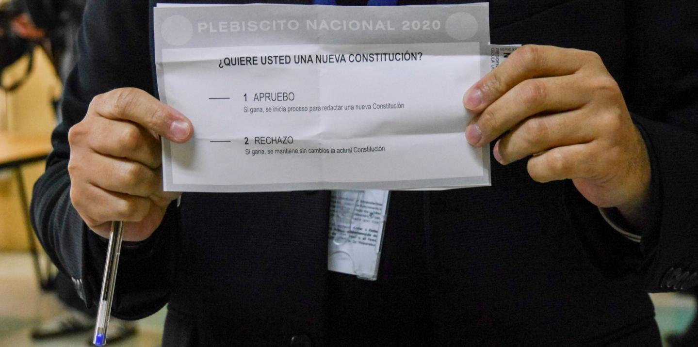 Histórico Plebiscito en Chile: ¿Qué se vota este domingo y qué puede pasar después?