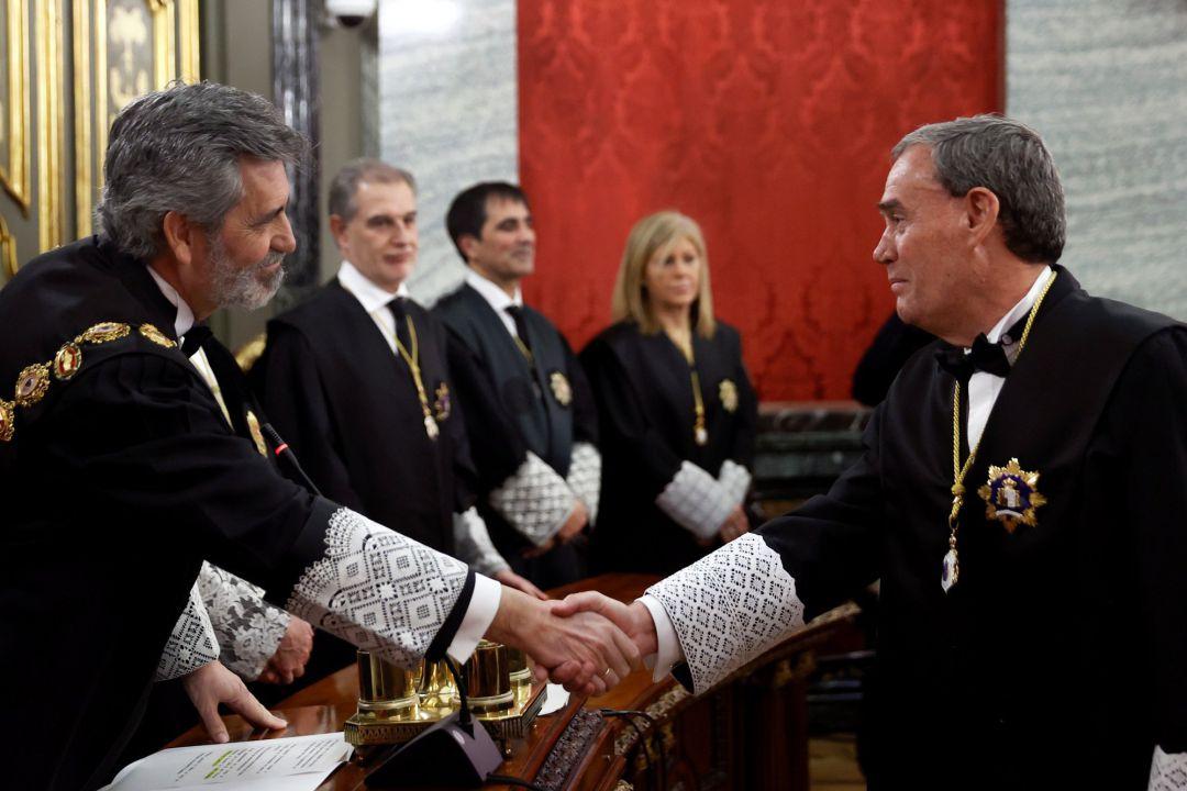 Partidos del Gobierno español presentan ley para reformar el Poder Judicial sin el PP