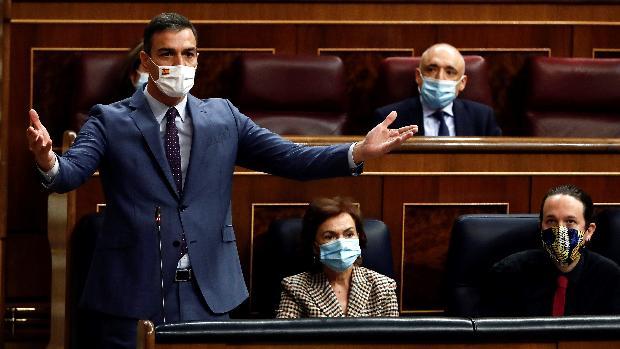 Pedro Sánchez aún mantiene la mayor intención de voto en España