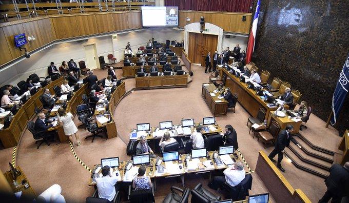 Senadores de oposición no aprobarán presupuesto 2021 para Carabineros si no hay respuestas a las vulneraciones de los DD.HH.