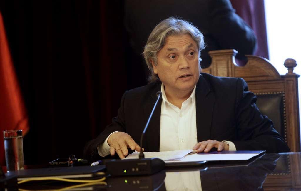 """Navarro por informe DINE: """"Es urgente saber si oposición venezolana ha infiltrado la inteligencia de las FF. AA. de Chile"""""""