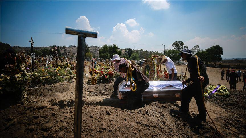 México superó los 85 mil muertos por COVID-19