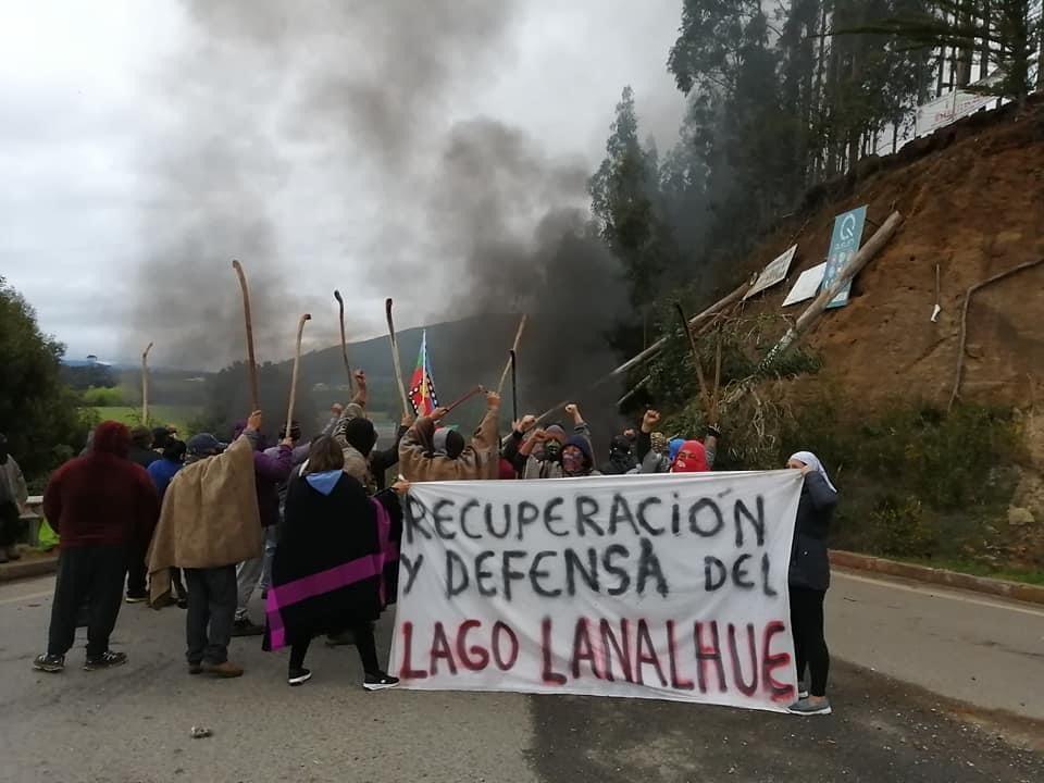 Comunidades mapuche de Lanalhue y conflicto con colonos: «Hoy intentan victimizarse, cuando fueron ellos los que usurparon nuestro territorio»
