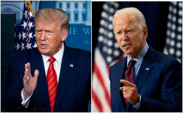 Retraso en el escrutinio: Biden y Trump auguran su victoria en EE.UU.