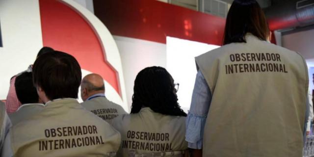 Observadores internacionales denuncian acoso por parte del Gobierno de facto de Bolivia