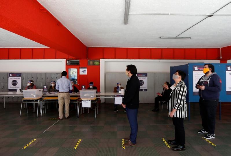 Región por región: Así fue la votación en el Plebiscito Nacional
