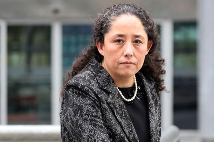 Imputado por amenazas a la fiscal Chong ofrece disculpas públicas