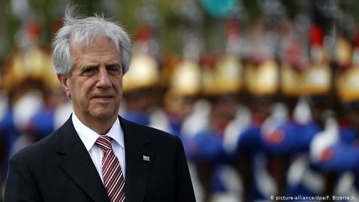 Recaída mantiene en delicada situación de salud al expresidente uruguayo Tabaré Vázquez