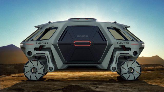 Científicos finiquitan diseño del primer vehículo transformer del mundo (+Fotos)