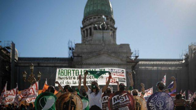 Congreso de Argentina inicia debate sobre proyecto de Interrupción Voluntaria del Embarazo