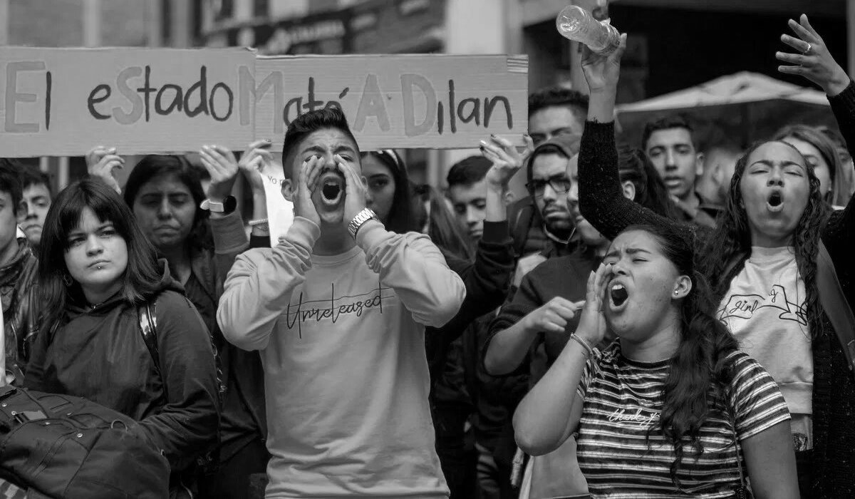 No justice in Colombia: One year after the murder of Dilan Cruz