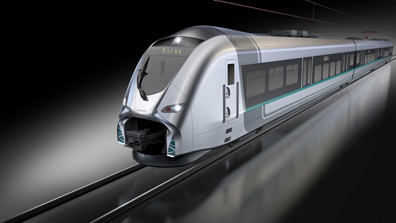 Trenes de hidrógeno: la alternativa alemana como transporte verde