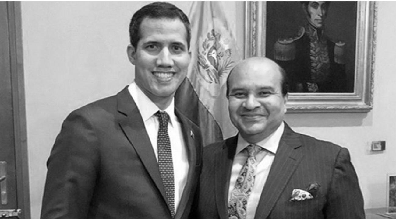 Así Guaidó robó millones de dólares a una Fundación que atiende a niños enfermos (I)