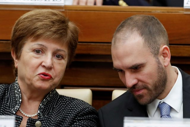 Senadores del Frente de Todos solicitaron al FMI a no condicionar políticas económicas en Argentina