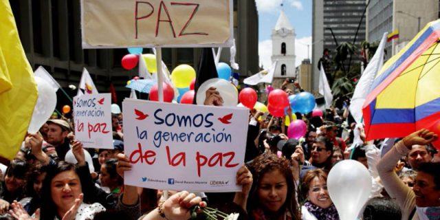 Movimientos sociales y de DDHH de Colombia exigen el cese a la violencia